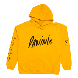 Panini Pullover Hoodie + 7 EP Digital Download