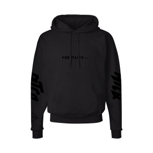 A Tribe Called Quest x BBC For Malik Reflective Hoodie