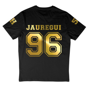 Athletic Jersey Lauren Jauregui