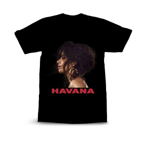 Camila Cabello Havana T-shirt