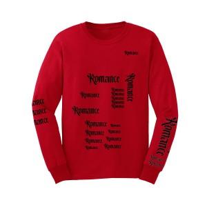 Romance Long-Sleeve T-Shirt