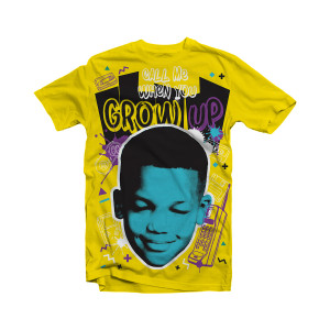 Call Me When You Grow Up T-Shirt
