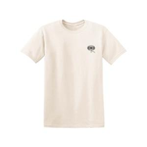 Columbia Records Natural T-Shirt