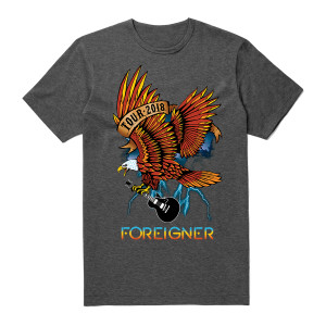 Foreigner Eagle T-shirt