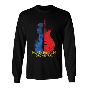 Foreigner Split Orchestral Guitar