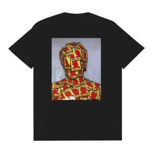 Sticker Man Tee