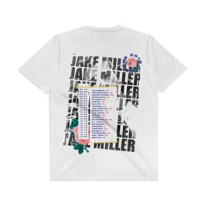 Tour 2019 White T-Shirt