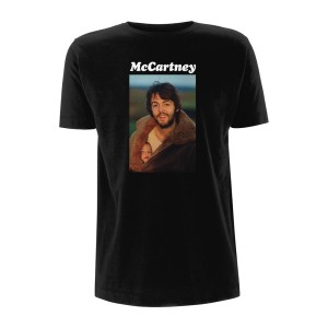 McCartney Photo Black T-shirt