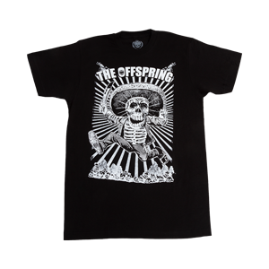 Jumping Skeleton Tee