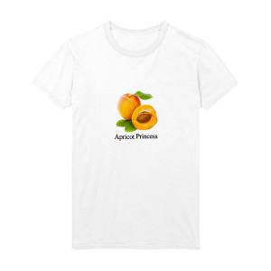 Rex Orange County Apricot T-shirt - White