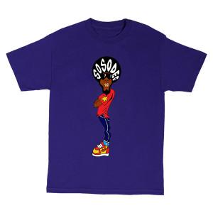 So So Def Tour Purple T-shirt
