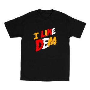 So So Def - I Like Dem Black T-shirt