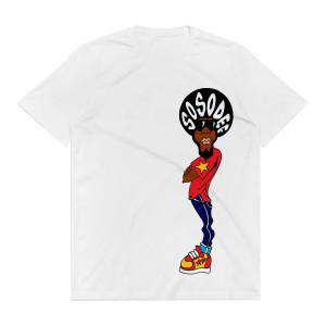 So So Def Afroman White T-Shirt