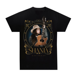 Classic Country Guitar Tee