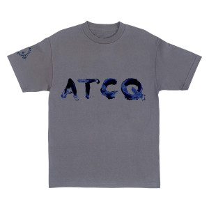 A Tribe Called Quest -  ATCQ 93 Gray Paint T-shirt