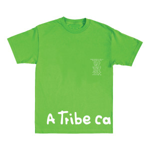 A Tribe Called Quest Green T-shirt