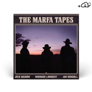 Jack Ingram, Miranda Lambert, Jon Randall-The Marfa Tapes Digital Download