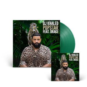"""POPSTAR"" 7"" Green Single LP + Digital Download"