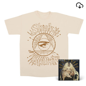 Shake The Spirit Tee + Album