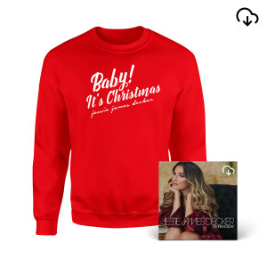 On This Holiday Digital Download + Sweater