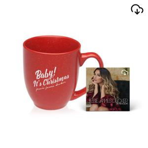 On This Holiday Digital Download + Coffee Mug