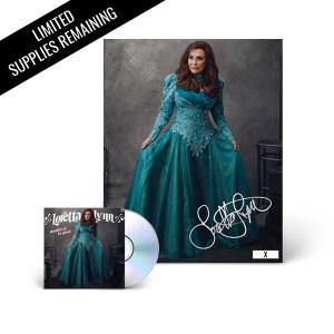 PRE-ORDER CD SUPER PACKAGE