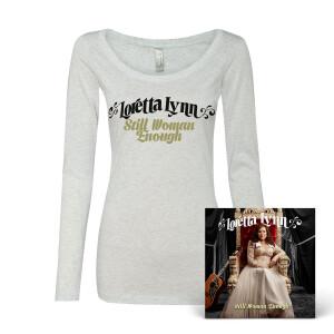 Still Woman Enough Ladies T-Shirt - White