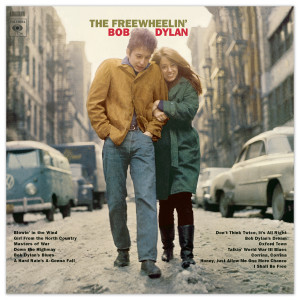 The Freewheelin' Bob Dylan LP