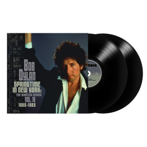 Bob Dylan - Springtime In New York: The Bootleg Series Vol. 16 (1980-1985) Vinyl LP