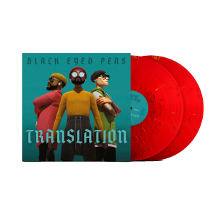 Translation Red 2 LP + Digital Download