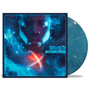 Big Boi BOOMIVERSE LP
