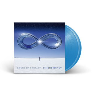 Sound of Contact - Dimensionaut (Re-issue 2019) - Cyan Blue 2LP