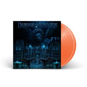 Demons & Wizards - III Translucent Orange 2LP Gatefold