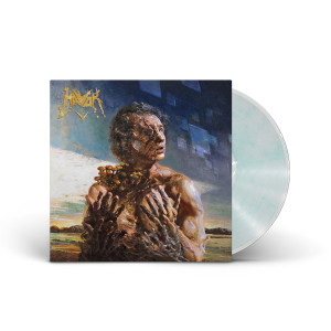 Havok - V Translucent Green/Clear Swirl LP