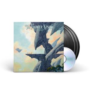 The Flower Kings - Islands 3LP + 2CD Boxset