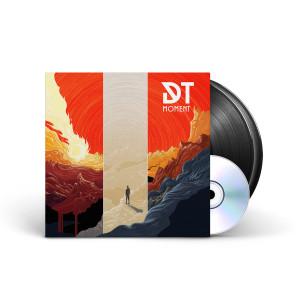 Dark Tranquillity - Moment Black Vinyl 2LP+CD
