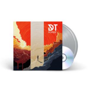 Dark Tranquillity - Moment Silver Vinyl 2LP+CD