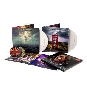 Dream Theater - Distant Memories - Live in London Ltd. White 4LP+3CD Box Set