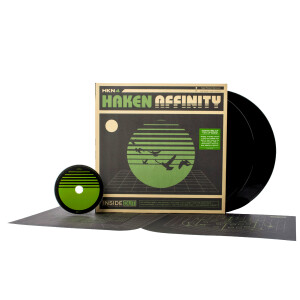 Haken - Affinity (Vinyl Re-issue 2021) Black Vinyl 2LP + CD