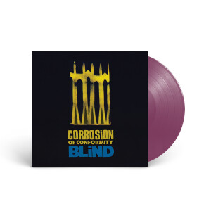 Corrosion of Conformity - Blind Purple Vinyl 2LP