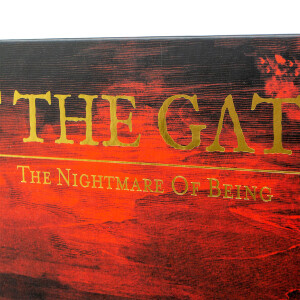 At The Gates - The Nightmare of Being 2LP + 3CD Artbook with Poster & 4 Art Cards + Digital Download