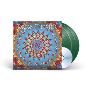 Dream Theater - Lost Not Forgotten Archives: A Dramatic Tour of Events - Select Board Mixes Evergreen 3LP + 2CD + Digital Download