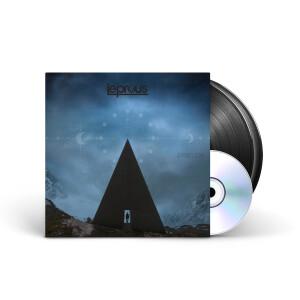Leprous - Aphelion Black 2LP + CD + Digital Download