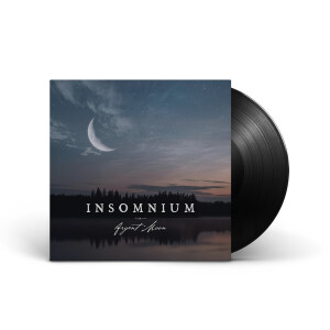 Insomnium - Argent Moon Black LP