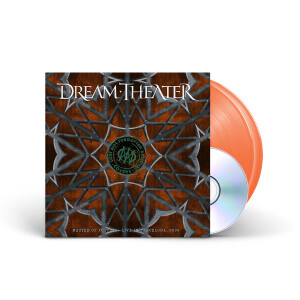 Dream Theater - Lost Not Forgotten Archives: Master of Puppets - Live in Barcelona, 2002 Orange Crush 2LP + CD + Digital Download