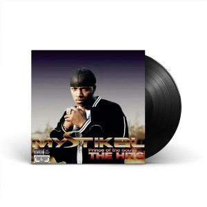 Mystikal: Prince Of The South... The Hits LP