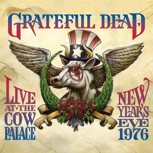 Grateful Dead - Live at the Cow Palace New Years Eve 1976 (180 Gram Audiophile Vinyl/Ltd. Edition/5 LP Box Set)
