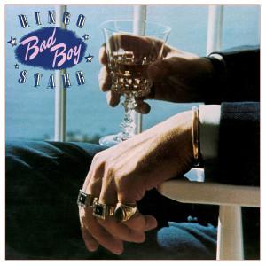 RINGO STARR - BAD BOY 180 GRAM TRANSLUCENT BLUE & BLACK SWIRL LP