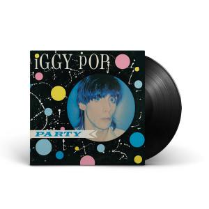 Iggy Pop: Party (180 Gram Audiophile Vinyl/Ltd. Anniversary Edition/Gatefold Cover)