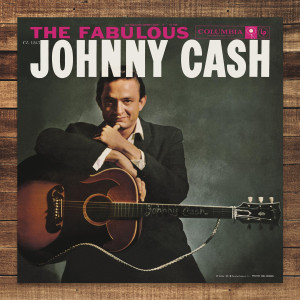 The Fabulous Johnny Cash LP